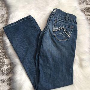 ARIAT REAL DENIM Bootcut Jeans